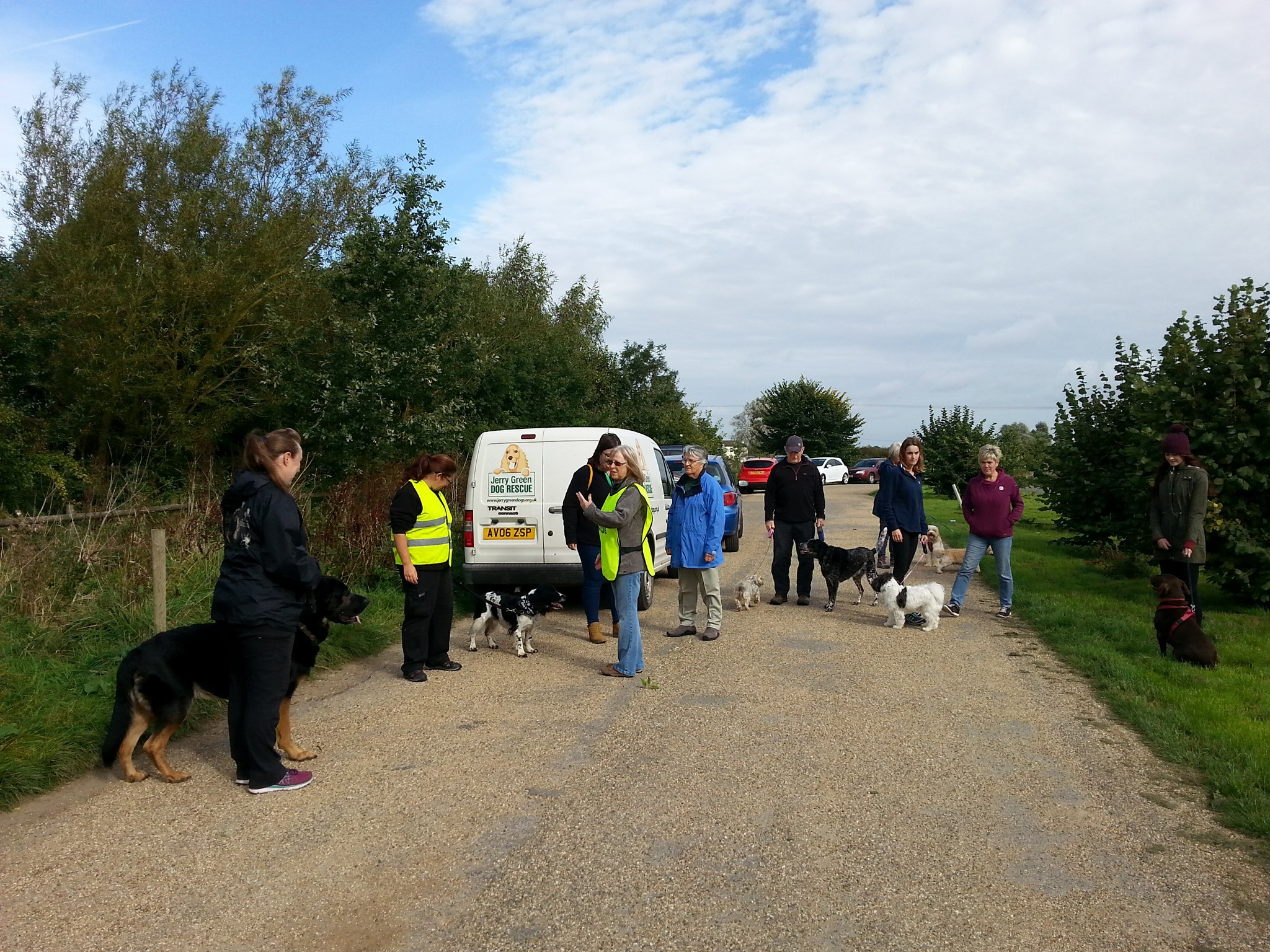Walkers Dog Rescue Lincolnshire