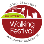 Souuth Lincolnshire Walking Festival logo